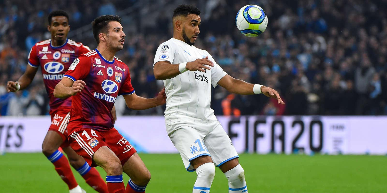 Ligue 1 : l'OM remporte (2-1) le choc contre l'Olympique lyonnais