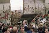 L'histoire du mur de Berlin: de la guerre à lachute