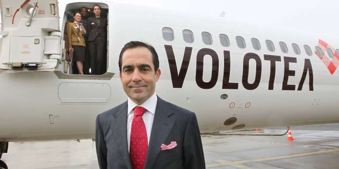 Carlos Muñoz, serial entrepreneur du ciel