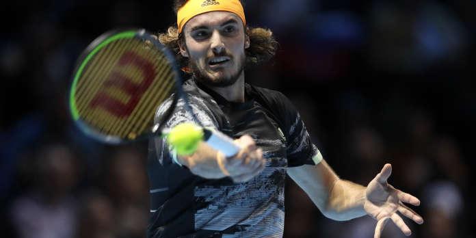 Tennis : Tsitsipas s'impose face à Medvedev au Masters de Londres