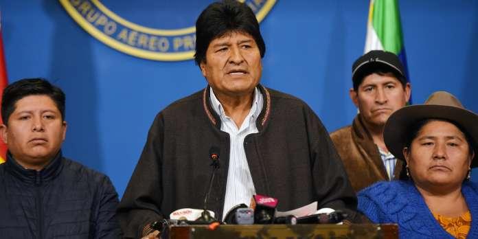 Evo Morales, une icône indigène déchue qui promet de revenir en « force »