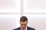 Pedro Sanchez, le 11 novembre, à Madrid.