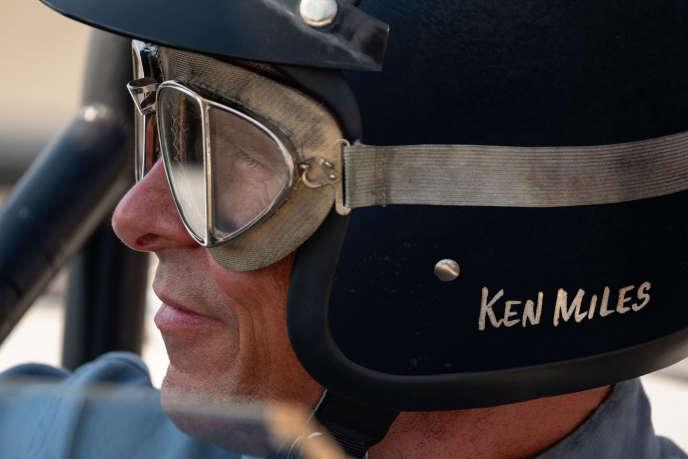 Christian Bale interprète le pilote britannique Ken Miles.