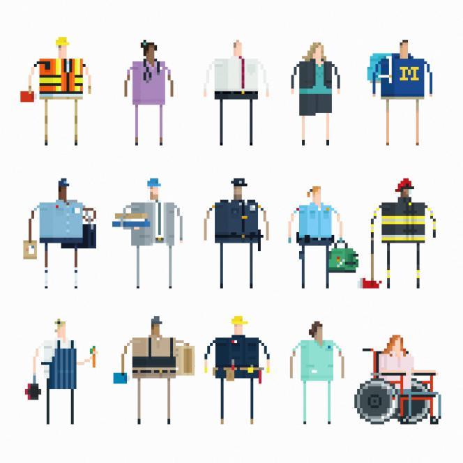 «Toutes les personnes en situation de handicap rencontrent des difficultés semblables pour trouver ou conserver leur emploi : les préjugés des recruteurs, les postes inadaptés…»