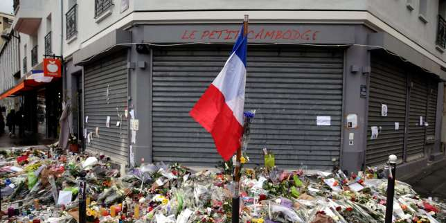 Dépôt de gerbe et minute de silence : la France commémore les attentats du 13-Novembre