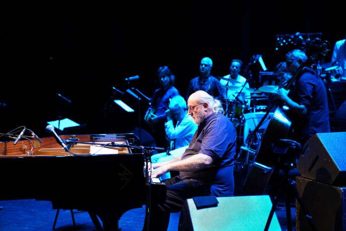 LeMegaOctet en concert le 11 novembre à Nevers.