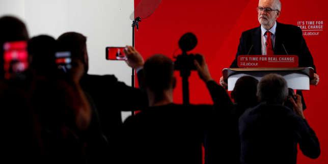Le Parti travailliste britannique cible d'une cyberattaque en pleine campagne