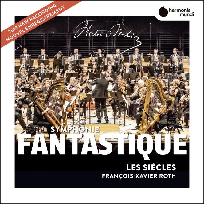 Pochette de l'album« Symphonie fantastique» d'Hector Berlioz, par Les Siècles.