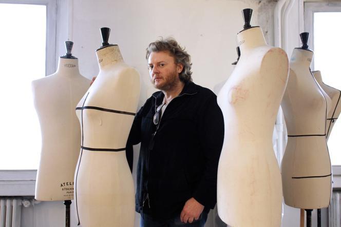 Le créateur néerlandais Josephus Thimister, en 2010.