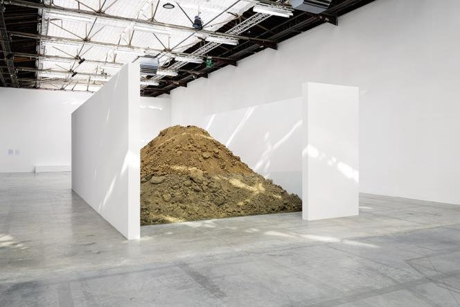 « Espace inaccessible» (2010), de Maurice Blaussyld.