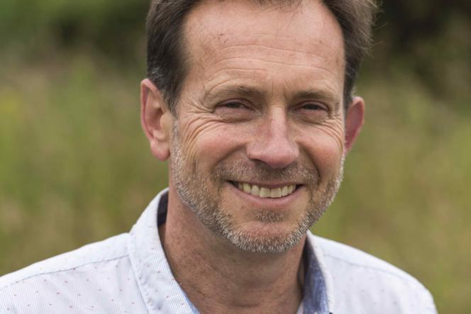 Philippe Le Gal,président de l'association Territoires de cirque.