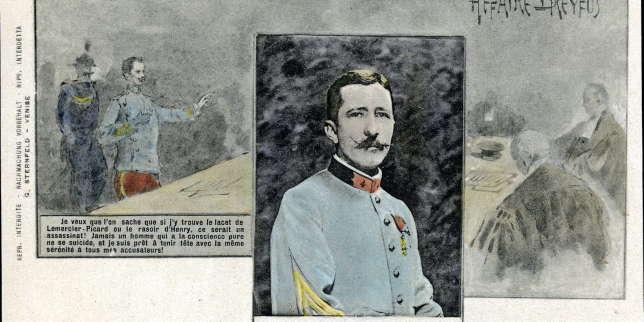 Affaire Dreyfus: Picquart, héros sous réserve