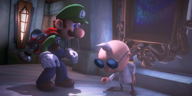 Jeu Vidéo Luigis Mansion 3 Ou Le Plaisir Inavouable