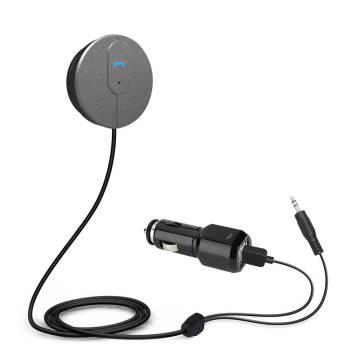 Le meilleur adaptateur Bluetooth pour les voitures avec entrée AUX Besign BK01