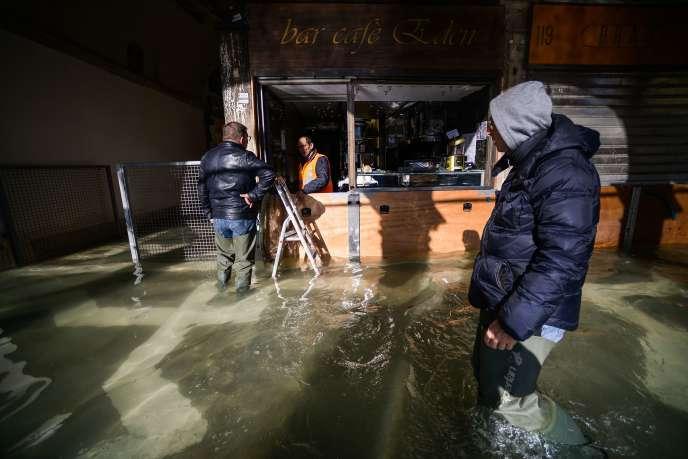 Venise, le 14 novembre.