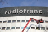 Le siège de Radio france en janvier 2018.