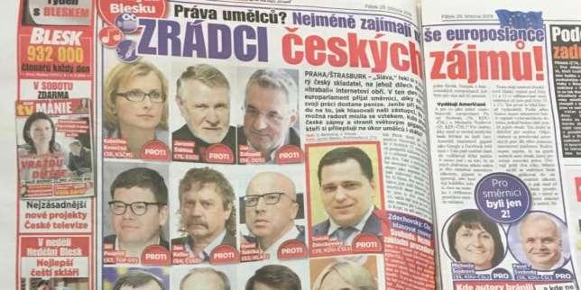 Le contesté virage conservateur des médias tchèques de Daniel Kretinsky