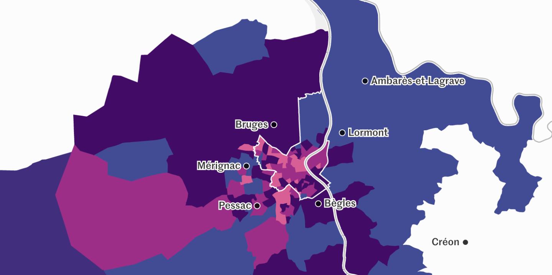 Loyers à Bordeaux et Arcachon : où pouvez-vous habiter selon votre budget ? - Blog Le Monde