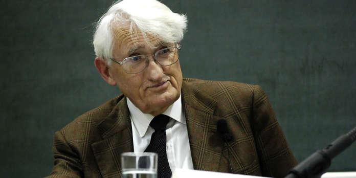 Jürgen Habermas relit toute l'histoire de la philosophie