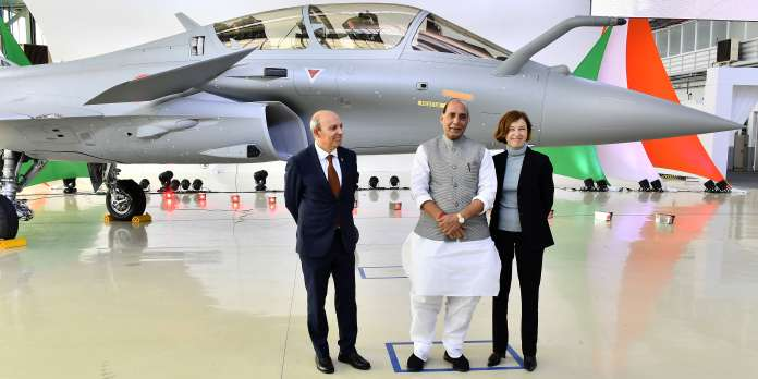 La Cour suprême indienne met un point final à « l'affaire Rafale »