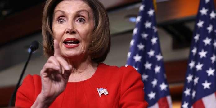 Nancy Pelosi accuse Donald Trump de « corruption »