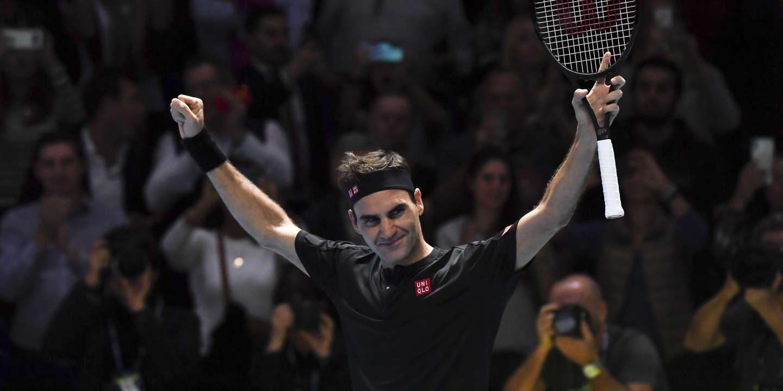 Masters de Londres : Federer s'impose face à Djokovic