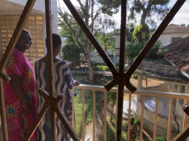 Au centreMahali Pa Usalama, centre de secours catholique pour enfants à Mombassa au Kenya, en novembre.
