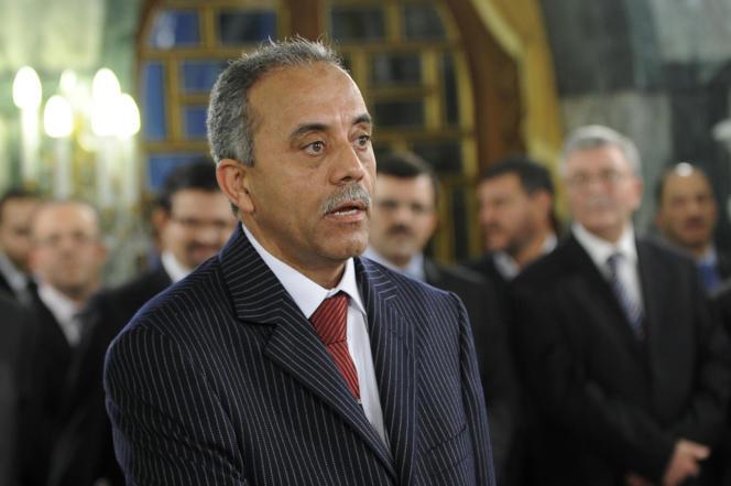 Habib Jemli en 2011, alors secrétaire d'Etat au ministère de l'agriculture tunisien.