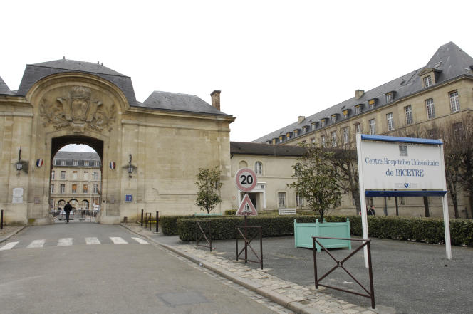 L'hôpital du Kremelin-Bicêtre.