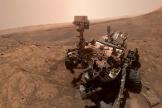 Autoportrait du rover Curiosity pris le 11 octobre.