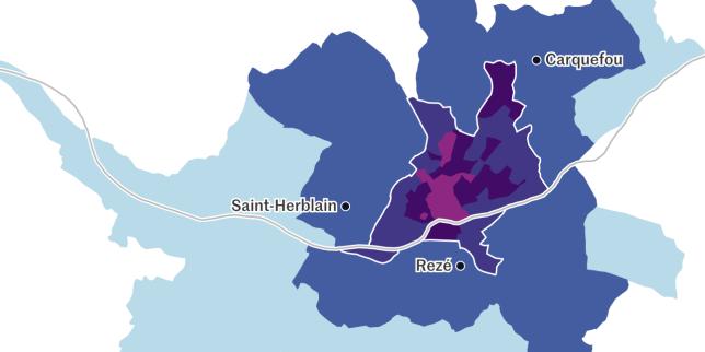 Loyers à Nantes : où pouvez-vous habiter selon votre budget?
