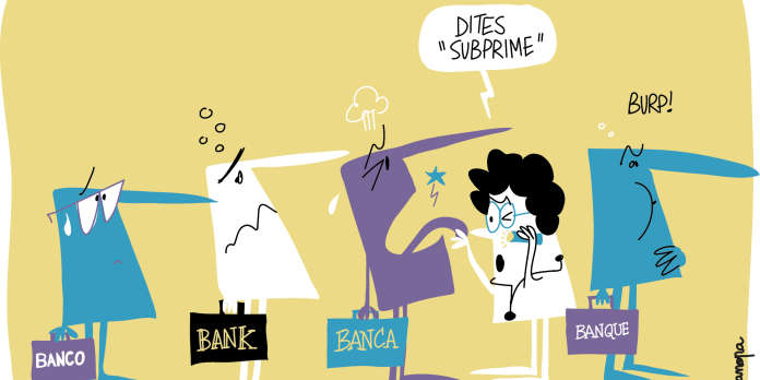 La faiblesse persistante des banques européennes