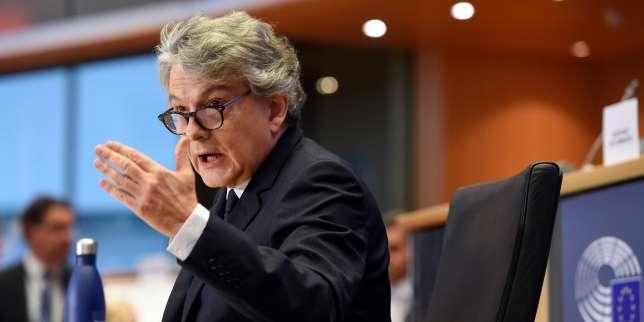 Commission européenne: Thierry Breton passe le cap des auditions