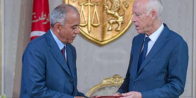 Tunisie: le nouveau premier ministre Habib Jemli chargé de former un gouvernement