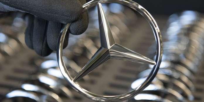« L'automobile allemande haut de gamme ne triomphe plus »