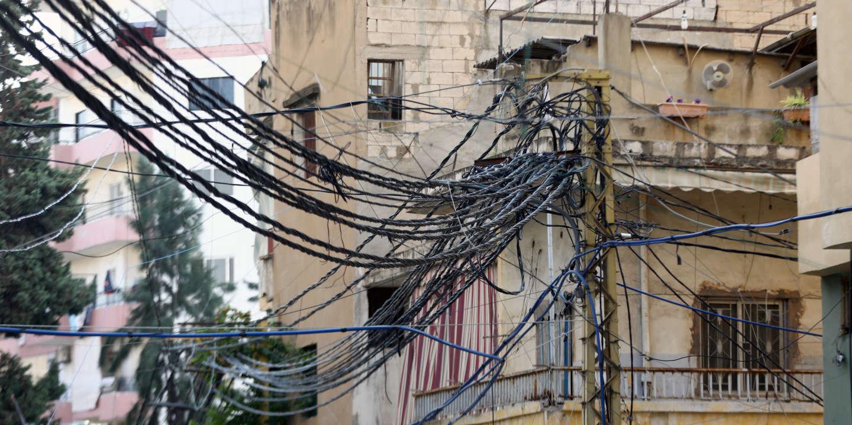 Electricite Du Liban Telephone au liban, la mauvaise fée électricité