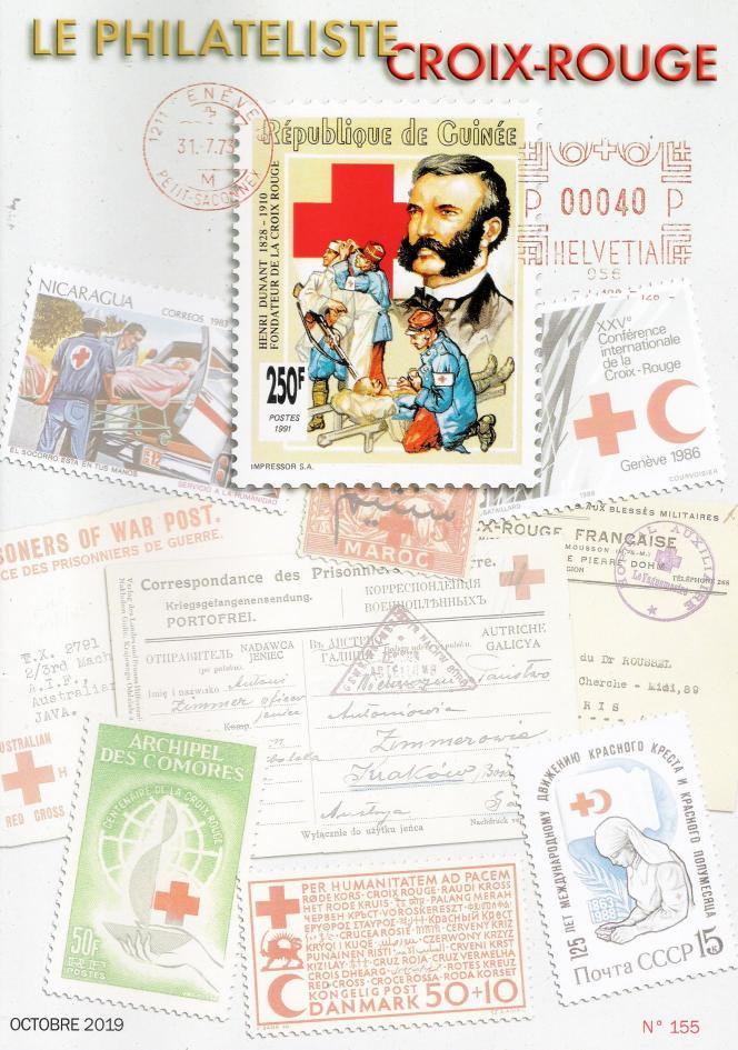 « Le Philatéliste Croix-Rouge », édité par le Club thématique Croix-Rouge, 20, rue Carnot, 95690 Nesles-la-Vallée