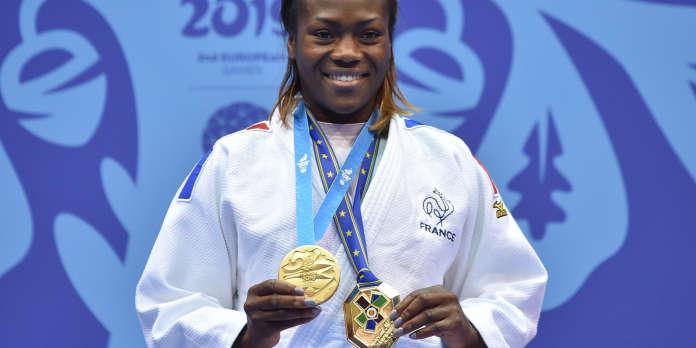 Clarisse Agbegnenou : « Au judo, j'ai appris à accepter la défaite et même l'injustice »