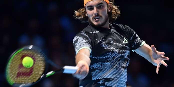 Tennis : avec le Masters, Stefanos Tsitsipas décroche son premier grand titre