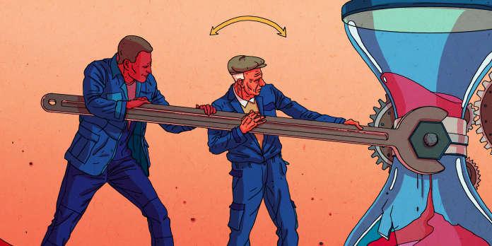 Le vieillissement va transformer le marché du travail