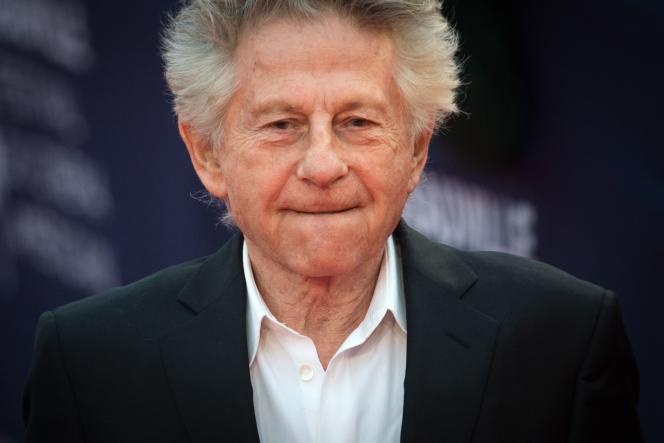 Roman Polanski, au festival du film de Deauville, le 7 septembre.