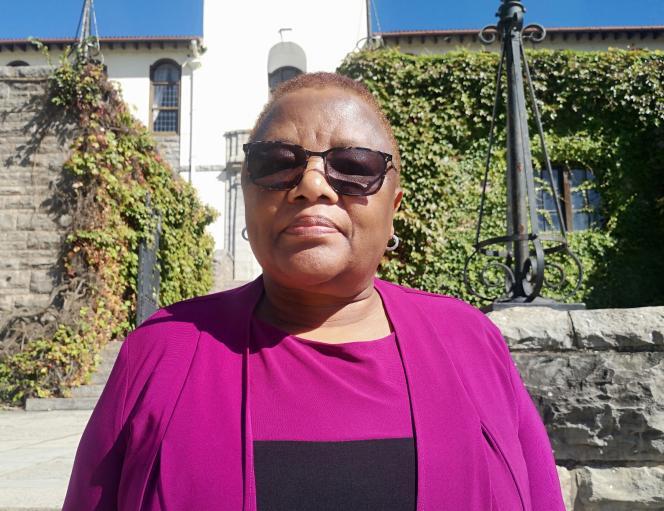 Tebello Nyokong dirige ledépartement de chimie médicinale et de nanotechnologies de l'université Rhodes, à Grahamstown, en Afrique du Sud.