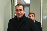 Frédéric Chatillon à son arrivée au tribunal de grande instance de Paris, le 6 novembre 2019.