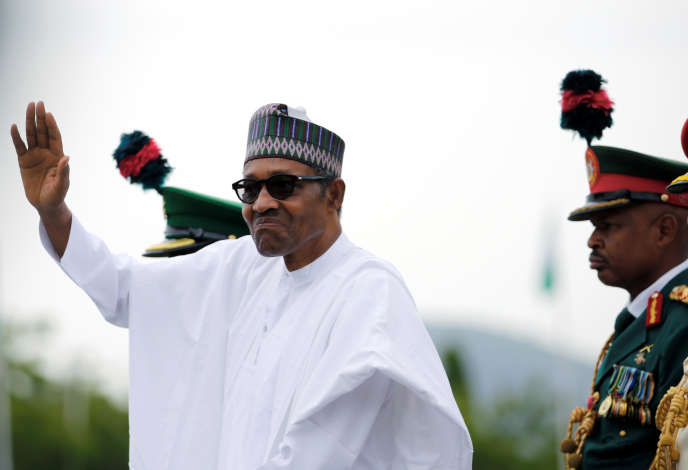 Le président nigérian, Muhammadu Buhari, à Abuja, le 29mai 2019.