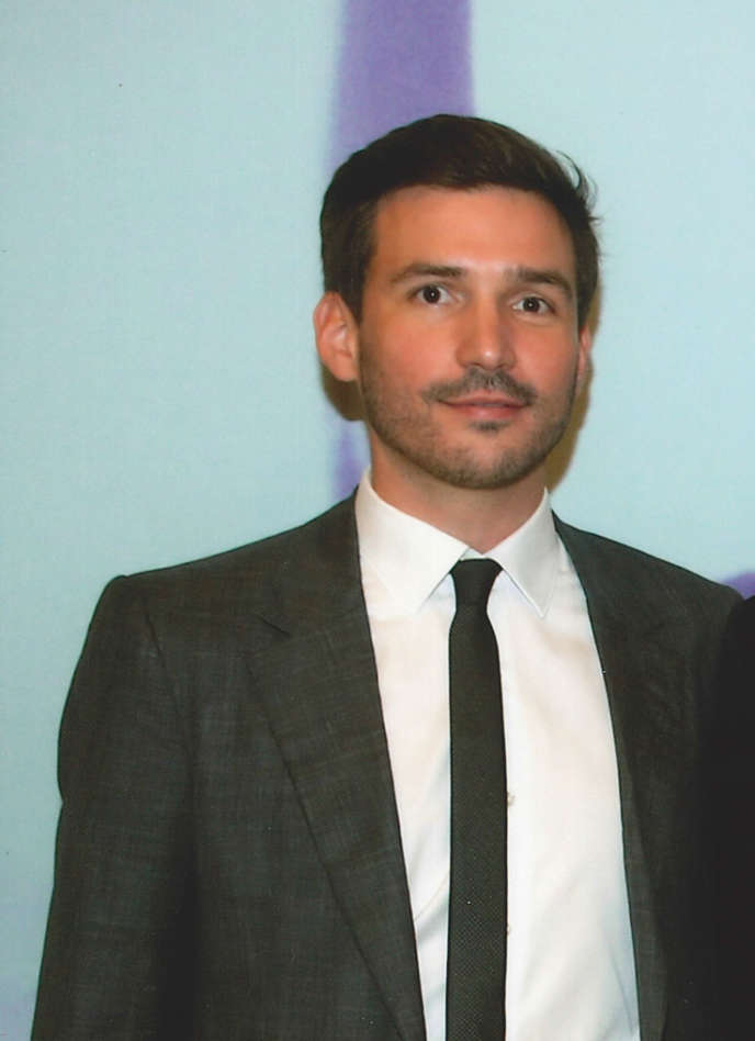 Sébastien Cherruet,co-commissaire de l'exposition « Le Monde nouveau de Charlotte Perriand ».