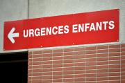 L'entrée des urgences de l'hôpital des enfants, sur le site de Purpan, à Toulouse, le 6 janvier 2018.