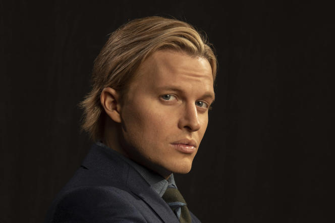 Ronan Farrow à New York, le 11 octobre.