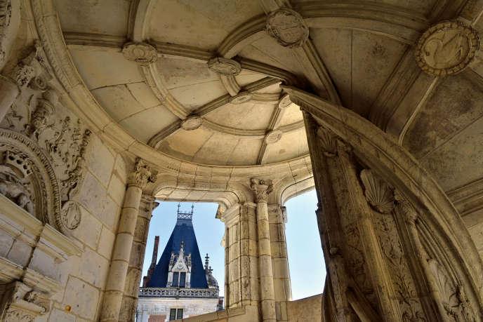 Le château de Blois, dans le Loir-et-Cher.