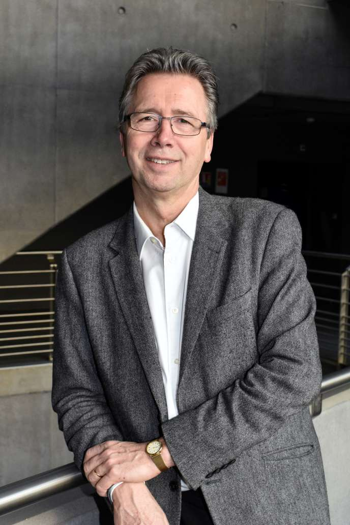 Thomas Ebbesen, en 2018.
