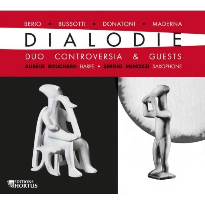 Pochette de l'album« Dialodie», du Duo Controversia & Guests.